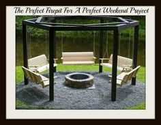 Love this fire pit!!!