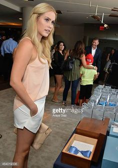 Actress Claire Holt attends Kari Feinstein's Style Lounge presented by Paragon at Andaz West Hollywood on August 23 2014 in Los Angeles California