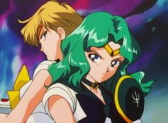 Sailors Uranus & Neptune
