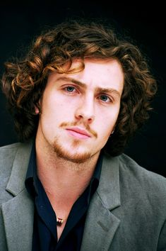 Aaron Taylor-Johnson....seriously the man of my dreams.