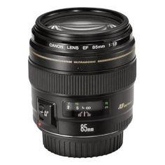 Canon 85 mm f/1.8 USM