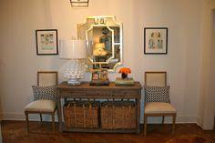 Blueprint Bliss: my house :: the foyer