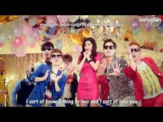 LOL!!!!!  This music video (and song) is probably one of the funniest Kpop songs I have come across. Just dance and sing along...does not matter if you can speak Korean or not...in this case, close enough is good enough!    Beautiful Night by Ulala Session   Kpop