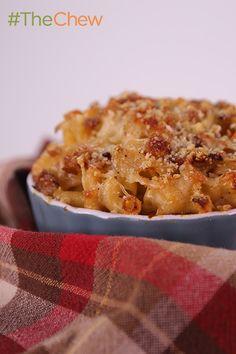 Serve up this easy-to-make Bri-yere Mac 'n' Cheese dish ASAP! #TheChew