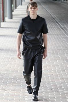 3.1 Phillip Lim Spring 2014 Men's Collection