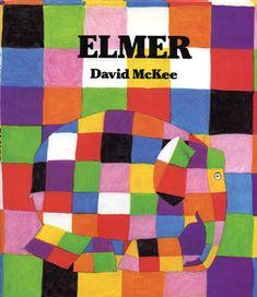 """Elmer, fue el primer libro del que hice un trabajo en la Universidad. Lo he trabajado mucho en clase tanto en español como en english. Es un libro fantástico, y en su día en la Universidad realicé con mis grandes compañeras un gran trabajo. """"Tod@s somos distint@s, y eso nos hace importantes a cada un@ de nosotr@s"""""""