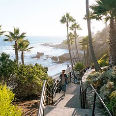 Crystal Cove State Park to Laguna Beach, CA - Fall Hike Recommendations - Sunset