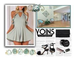 """YOINS"" by sabine-rose ❤ liked on Polyvore featuring NYX, yoins, yoinscollection and loveyoins"