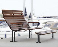 Awesome Idea for Public Spaces : Kajen Public Bench
