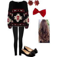 Christmas outfit #fashion