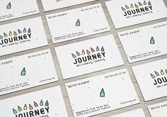 #journey #art #making #sharing #colorful #brand #pen #businesscard #handpainting #children #ateliernesenogay