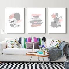 Geometric Wall Paint, Geometric Poster, Geometric Painting, Abstract Art, Modern Art Prints, Modern Wall Art, Modern Posters, Canvas Wall Decor, Canvas Art Prints