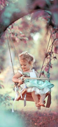 Beautiful child photography ideas