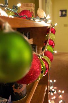 Mini-DIY Holiday Decorations