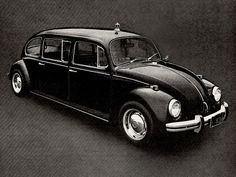 Really cool rare VW Beetle