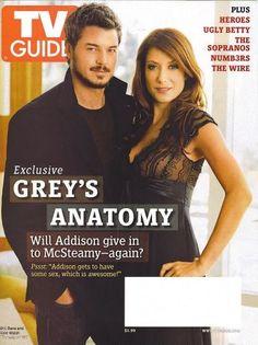 Gray's Anatomy....