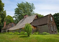 The Fairbanks House is thought to be the oldest standing timber frame building in North America. Built circa 1637-1641 for Jonathan and Grace Fairebanke and their six children, it was home to eight generations of the Fairbanks family. Come and see!