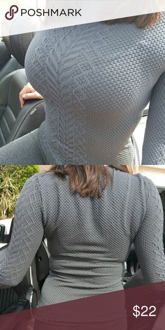 NEW cozy long sleeve top under 24 Back in a best seller with great reviews, one size fits small to large grrat for layering up. Tops Tees - Long Sleeve