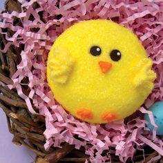 Pääsiäistipu muffineita