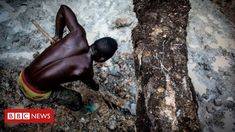 BBC World Service - Newsday, Tech firms sued over DR Congo cobalt mining deaths Bbc World Service, Kobalt, Mining Company, Forced Labor, Cnn News, Image Caption, Working With Children, Picture Captions, Congo