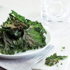 How to make kale chips | Shine Food - Yahoo! Shine