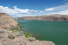 Pretty place, Columbia River at Vantage