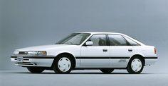 """1987 """"Capella fifth generation""""  Mazda facebookpage"""