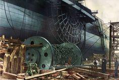 Dark Roasted Blend: The Last Victorian Leviathan Steam Ship Isambard Kingdom Brunel, Steam Art, Maritime Museum, Tall Ships, Ship Art, Model Ships, Amazing Architecture, Titanic, Sailing