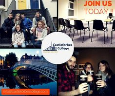 Castleforbes College (Dublin). 9 English courses from £60:   http://blangua.com/p/en/dublin/schools/castleforbes-college #LearnEnglish