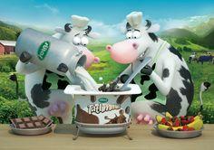 Sutas Cow on Behance