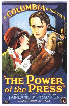 The Power of the Press, 1928