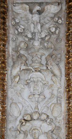 Орнамент и стиль в ДПИ - Гротески из Кафедрального собора в Палермо