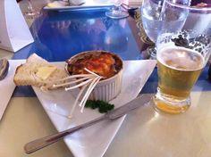 Escargot at Cafe Dario in Winnipeg