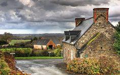 Crossroads, Runan, France