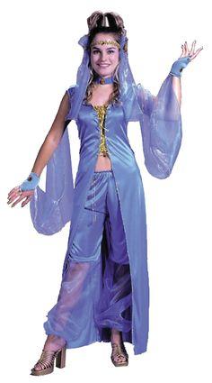 Dreamy Genie Adult Plus Women's Costume                                                                                                                                                      More