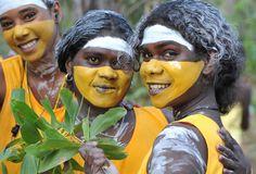Yolngu people of Arnhem Land, Northern Territory (photo by Wayne Quilliam ...traveldailymedia.com