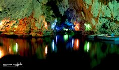 awesome cave in mahabad-- I so want to see this is real life.