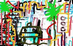 http://paul-sutcliffe.artistwebsites.com/featured/driving-in-the-rain-in-haifa-paul-sutcliffe.html