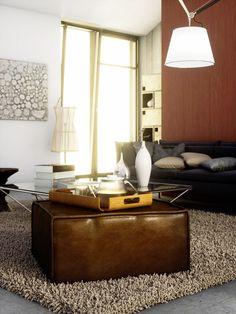 Interior with blender to octane integrated plugin (22-01 > more images ...)
