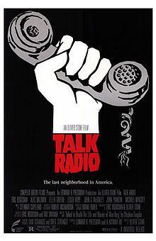 Talk Radio (1988) Eric Bogosian, Ellen Greene, Alec Baldwin