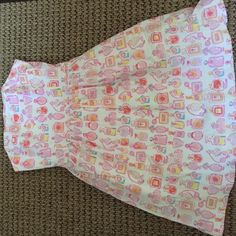 Strapless Lilly Pulitzer perfume dress Strapless Lilly Pulitzer perfume dress! It has been taken in so it fits like a 6 Lilly Pulitzer Dresses Mini