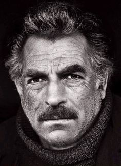 // Tom Selleck