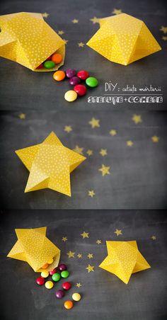 Manualidades Infantiles: Cajita para Golosinas