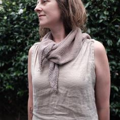 A Verb for Keeping Warm — Stitch Exchange: Simpatico Wrap
