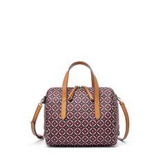 Fossil Sydney Satchel  FOSSIL® Handbag Collections