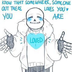 Hey there :3 - Game: Undertale - I got picked on for liking Sans today :T I was drawing undertale ...