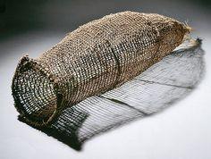 Mandjabu (Barramundi fish trap) Anchor Kulunba National Gallery of Australia, Canberra