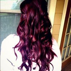 This is my new hair color with blonde underneath thanks to Jessica!!!
