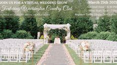 Bridal Show, Wedding Show, Nj Wedding Venues, Wedding Events, Start Time, Weddingideas, Wedding Planning, Fashion Show, Cocktails