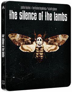 Le silence des agneaux en blu-ray métal édition limitée